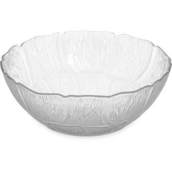 "690807 - Petal Mist® Bowl 1.3 qt, 7-7/16"" - Clear"