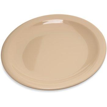 """4350525 - Dallas Ware® Melamine Bread & Butter Plate 5.5"""" - Tan"""
