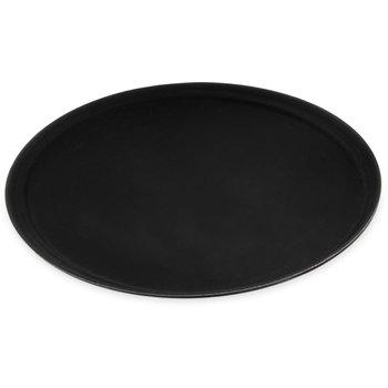 "3100GR004 - Griptite™ Oval Tray 31.5""/23.5""/1.5"" - Black"