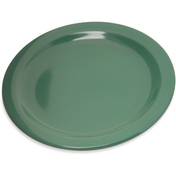 "4350309 - Dallas Ware® Melamine Salad Plate 7.25"" - Green"