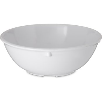 4352102 - Dallas Ware® Melamine Nappie Bowl 14 oz - White