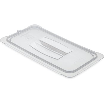 70270U30 - StorPlus™ Univ Lid - Food Pan PP Handled 1/3 Size - Translucent