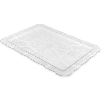 "694707 - Petal Mist® Rectangular Tray 21-15/16"" x 15-15/16"" - Clear"