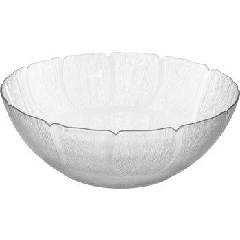 "691907 - Petal Mist® Bowl 17.2 qt, 18"" - Clear"