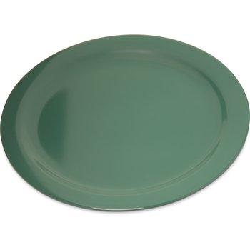 "4350009 - Dallas Ware® Melamine Dinner Plate 10.25"" - Green"