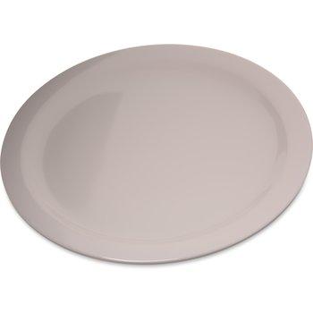 "4350042 - Dallas Ware® Melamine Dinner Plate 10.25"" - Bone"