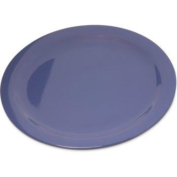 "4350014 - Dallas Ware® Melamine Dinner Plate 10.25"" - Blue"