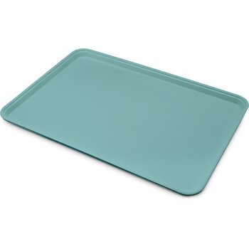 "1318FG006 - Glasteel™ Solid Display/Bakery Tray 17.75"" x 12.75"" - Ultramarine"
