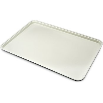 "2618FGQ022 - Glasteel™ Tray Display/Bakery 17.9"" x 25.6"" - Ivory"