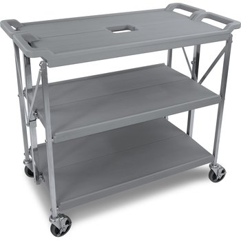 "SBC203123 - Fold 'N Go® Cart 20"" x 31"" - Gray"