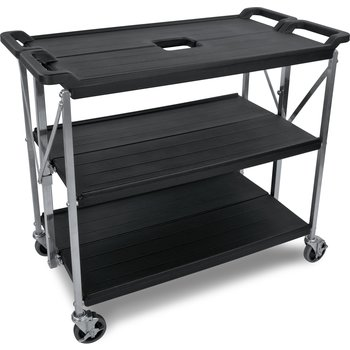 "SBC203103 - Fold 'N Go® Cart 20"" x 31"" - Black"