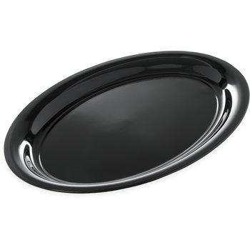 "4384003 - Catering Platter 21"" x 15"" - Black"