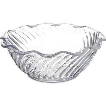 "453407 - Tulip Bowl 13 oz, 5-9/16"" - Clear"