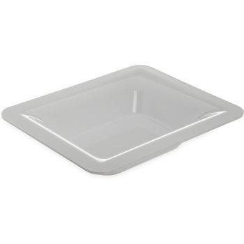 """4443202 - Designer Displayware™ Half Size Food Pan 2-1/2"""" - White"""
