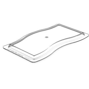 6984L07 - Modular Displayware Half Size Lid - Clear