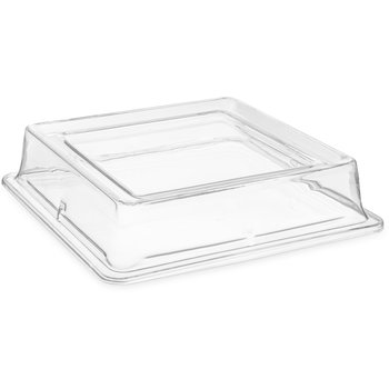 "44400C07 - Designer Displayware™ Cover for 12"" WR Square Plate - Clear"