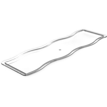 6982L07 - Modular Displayware Half Long Size Lid - Clear