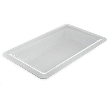 """4442202 - Designer Displayware™ Full Size Food Pan 2-1/2"""" - White"""