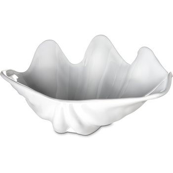 "034002 - Medium Shell 22.1 oz, 11"" x 6-15/16"" - White"