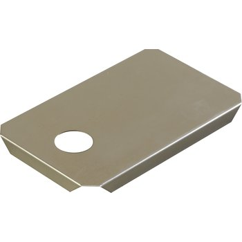 38500C - Fountain Jar Cover for Dispenser 38502 - Stainless Steel