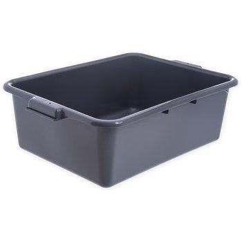 "N4401123 - Comfort Curve™ Tote Box 20"" x 15"" x 7"" - Gray"