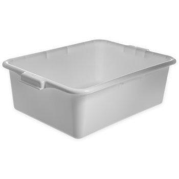 "N4401102 - Comfort Curve™ Tote Box 20"" x 15"" x 7"" - White"