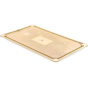 10416U13 - StorPlus™ Univ Lid - Food Pan HH Flat Full Size - Amber