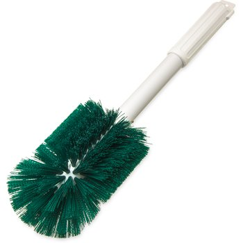 "4000209 - Spectrum® Multi-Purpose Valve & Fitting Brush 16"" Long/3-1/2"" x 5"" Oval - Green"