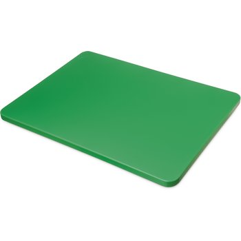 "1288709 - Spectrum® Color Cutting Board Pack 15"", 20"", 3/4"" - Green"