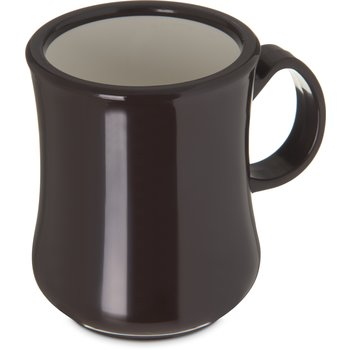 "800401 - Carlisle® Diablo Mug 8 oz, 4-1/8"" - Brown"