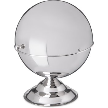 609133 - Roll-Top Covered Dish 30 oz - Stainless Steel