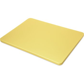 """1288704 - Spectrum® Color Cutting Board Pack 15"""", 20"""", 3/4"""" - Yellow"""