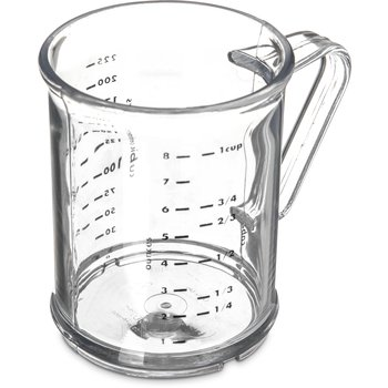 431507 - Measuring Cup 1 cup / 8 oz. - Clear
