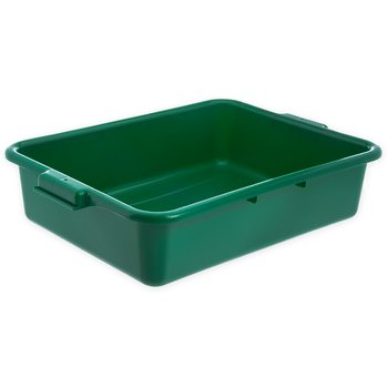 "N4401009 - Comfort Curve™ Tote Box 20"" x 15"" x 5"" - Green"