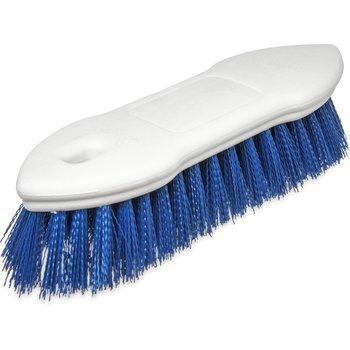"4549414 - Spectrum® Pointed End Scrub Brush 8"" - Blue"