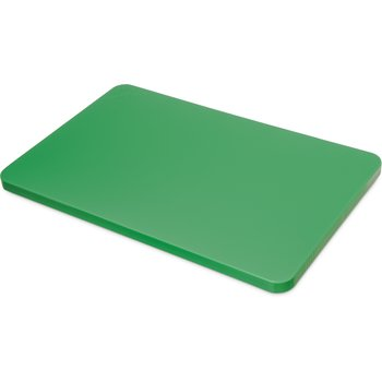 "1288209 - Spectrum® Color Cutting Board Pack 12"", 18"", 3/4"" - Green"