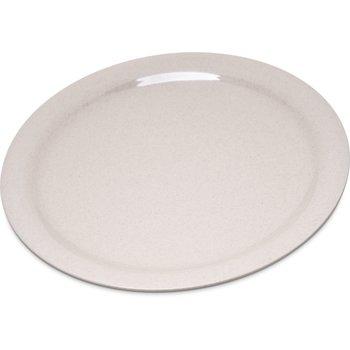 """4300471 - Durus® Melamine Narrow Rim Dinner Plate 9"""" - Sand"""