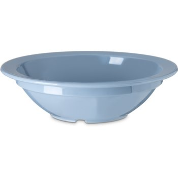 PCD30559 - Polycarbonate Rimmed Fruit Bowl 5 oz - Slate Blue