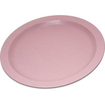 "PCD21056 - Polycarbonate Narrow Rim Plate 10"" - Mauve"