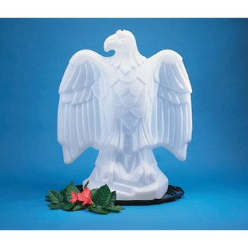 SEA102 - Ice Sculptures™ Eagle - White