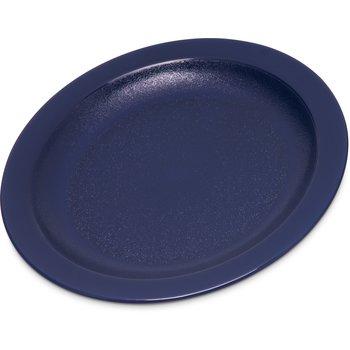 """PCD20650 - Polycarbonate Narrow Rim Plate 6.5"""" - Dark Blue"""