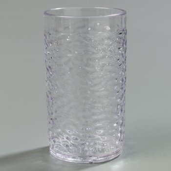 550807 - Pebble Optic™ Tumbler 8 oz - Clear