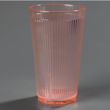 403352 - Crystalon PC Tumbler 12 oz - Glo-Sunset Orange