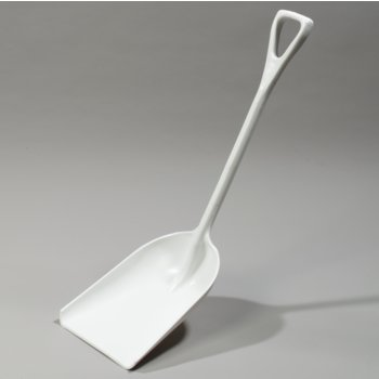 4107602 - Sparta Food Service Shovel 11&quot; - White