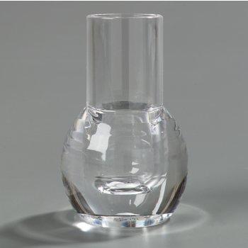"465007 - Acrylic Bud Vase 4"" - Clear"