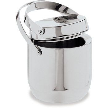 609190 - Double Wall Ice Bucket w/Tong 1.5 qt