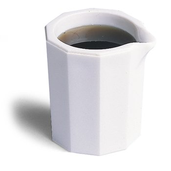 456002 - Syrup Pitcher/Creamer 2.1 oz - White