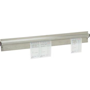 """38360 - Slide Order Rack 36"""" - Stainless Steel"""