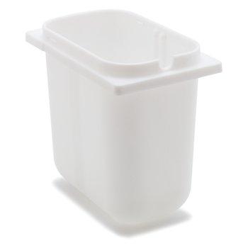 38508 - Fountain Jar 2.5 qt - White