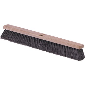 "4505103 - Flo-Pac® Tampico Sweep 14"" - Black"